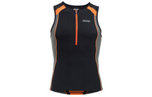 Zoot Men's Performance Tri Tank black/blaze